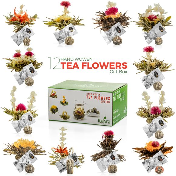 Flowering Tea Gift Box
