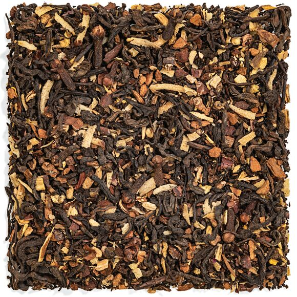 Pu'erh Dark Chocolate Chai