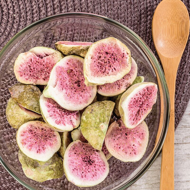 Fig Freeze Dried