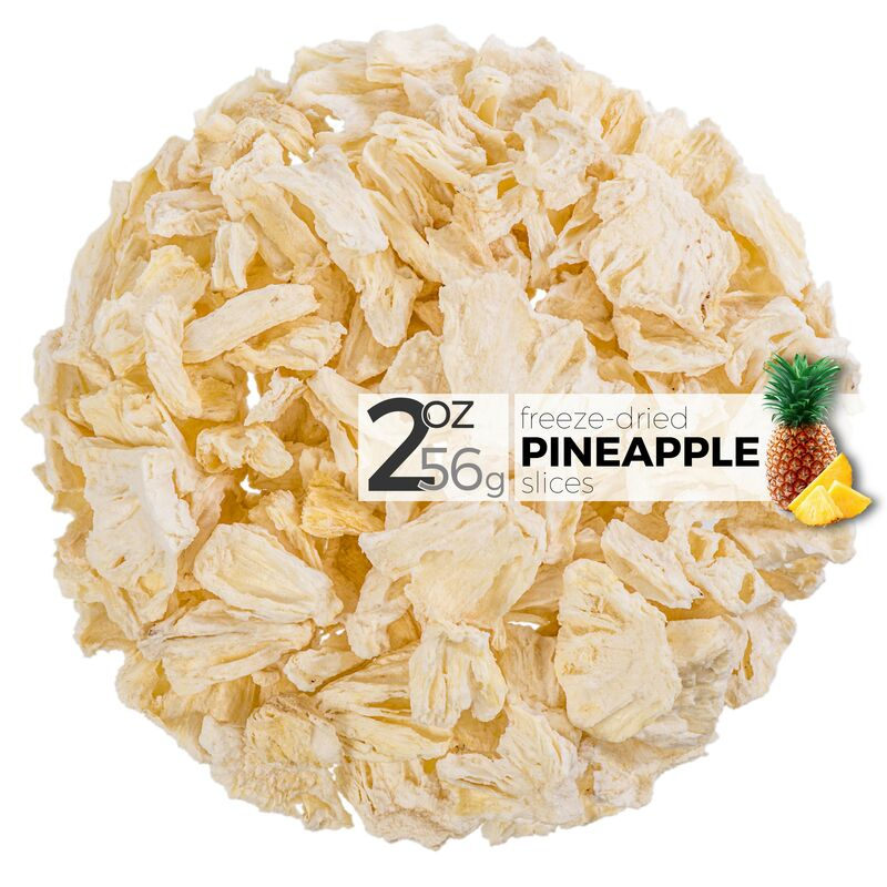 Pineapple Freeze Dried