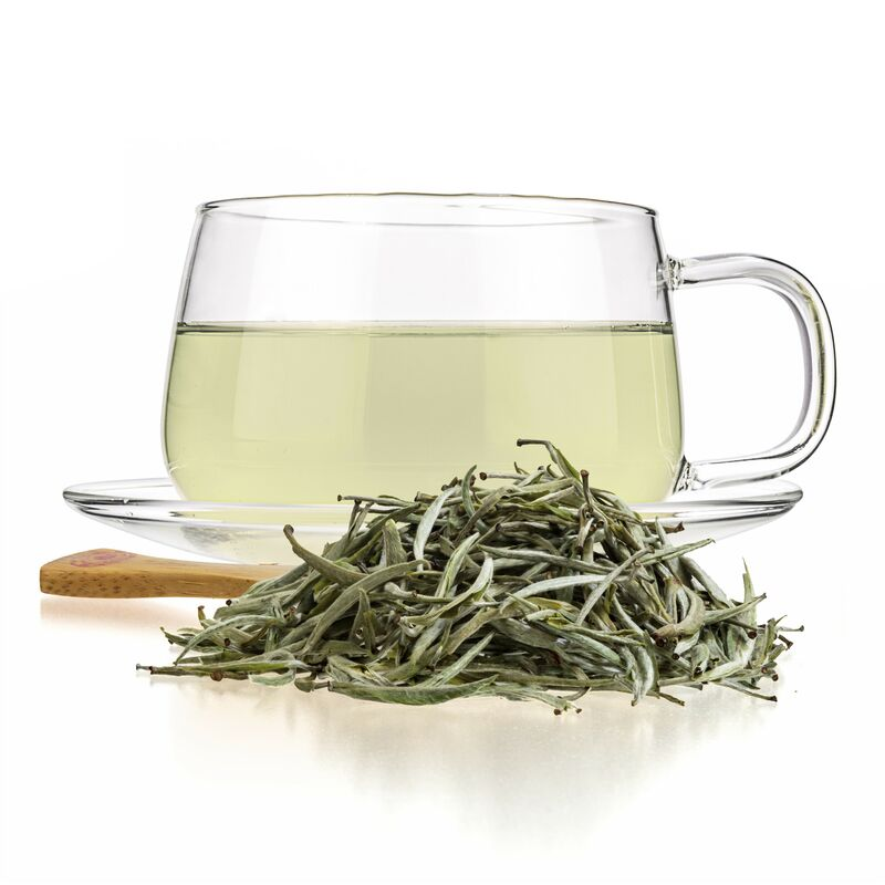 Thé blanc indien