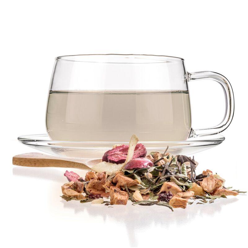 Canadian organic tea