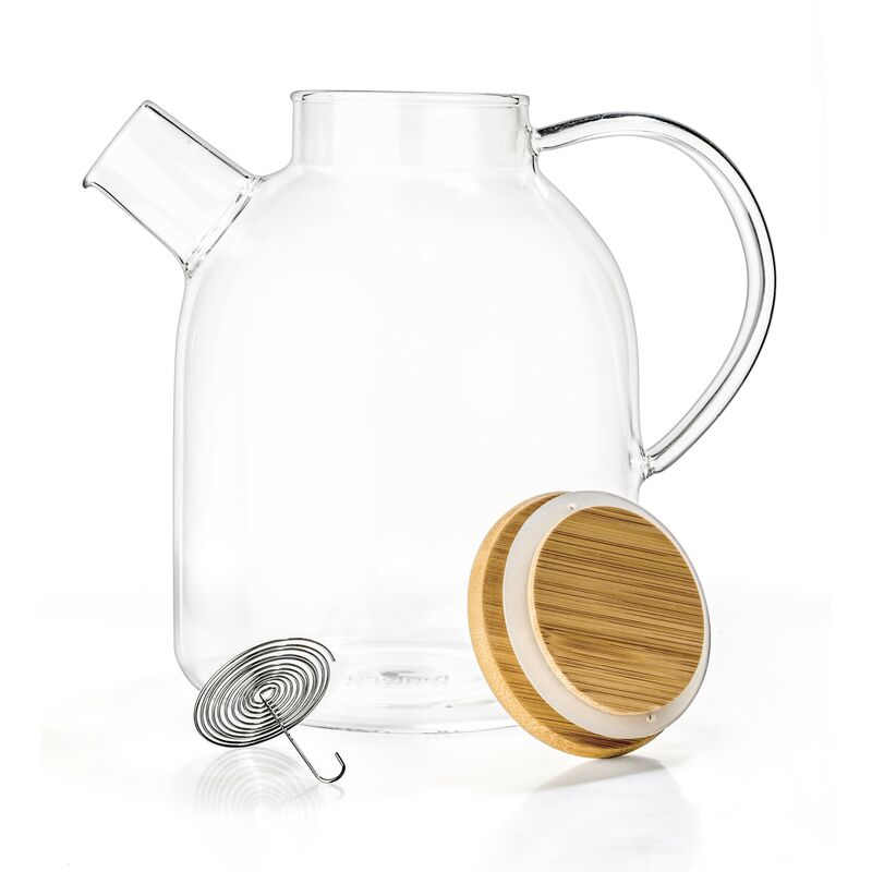 Glass Teapot & Kettle 1.8L